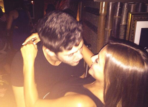 MIC's Lucy Watson out partying with Alex Mytton