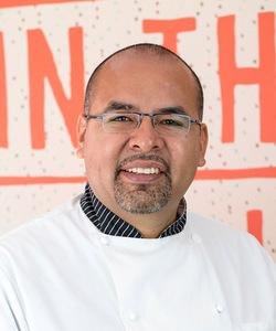Felipe Fuentes Cruz author of real mexican food