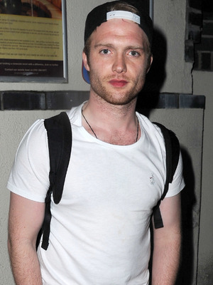 Chris Fountain - British Soap Awards 2013 - Afterparty - 18 May 2013