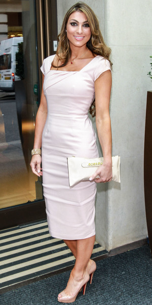 Luisa Zissman hosts British Young Business Awards 2013 at the May Fair hotel - 12 August 2013