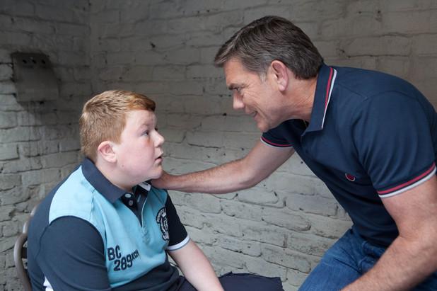 Corrie, Karl talks to Craig, Fri 16 Aug