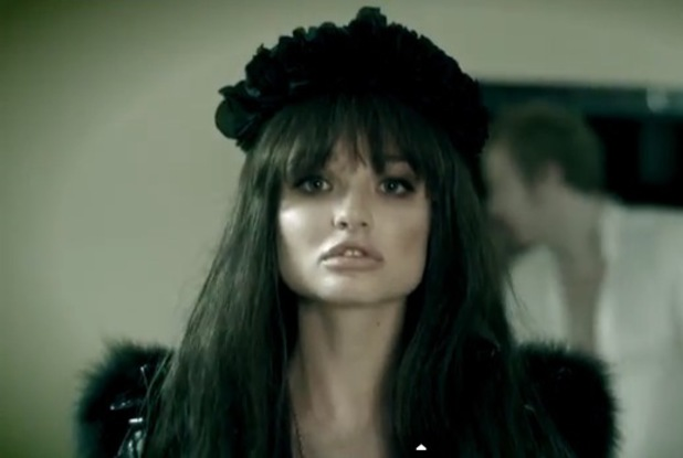Emma Rigby stars in new music video for The Union - 16 August 2013