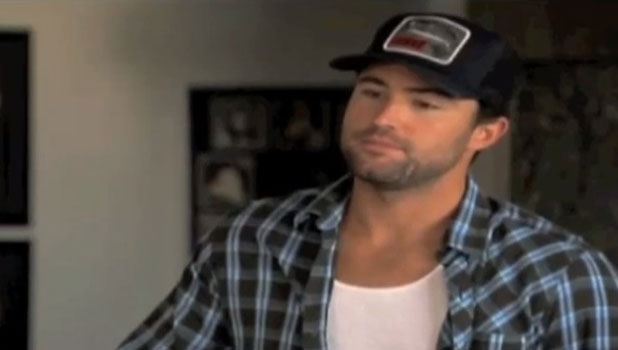 Brody Jenner in the alternative Hills ending, aired 9 August 2013