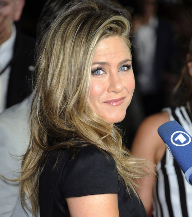 Jennifer Aniston, 'We're The Millers' German premiere - Arrivals, 15 August 2013