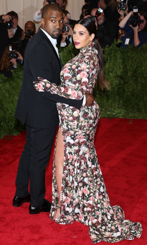 'PUNK: Chaos to Couture' Costume Institute Gala at The Metropolitan Kim Kardashian, Kanye West Credit :Andres Otero/WENN.com Date Created :05/07/2013 Location :New York City, United States