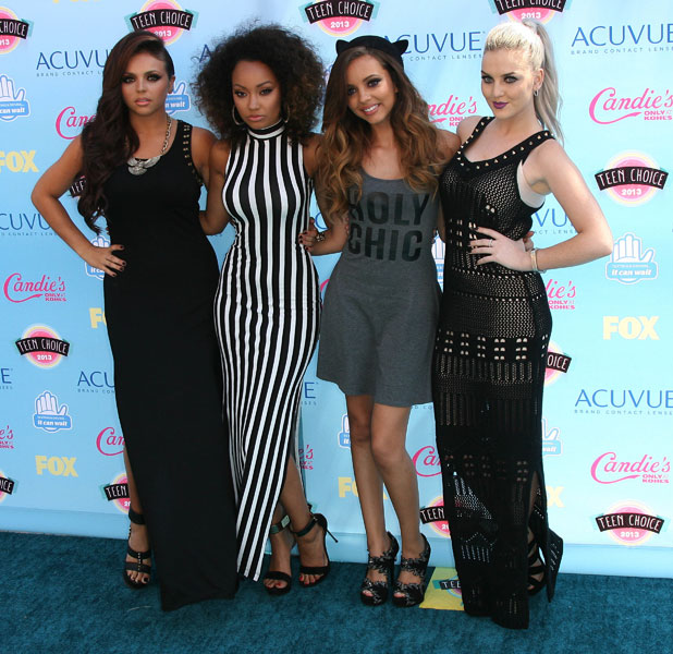 Teen Choice Awards 2013: Little Mix