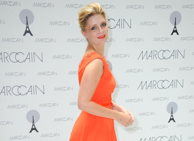 Mischa Barton at Mercedes-Benz Fashion Week Berlin Spring/Summer 2014 - MARC CAIN - Photocall at the Fashion Tent on Strasse des 17. Juni street at Brandenburg Gate (Brandenburger Tor). Credit :	WENN.com Date Created :	07/04/2013 Location : Berlin, Germany