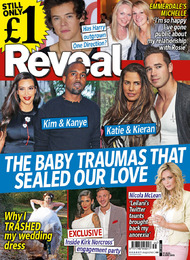 Reveal issue 35 cover - August 2013