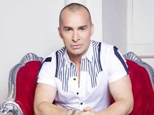 Celebrity Big Brother 2013: Louie Spence