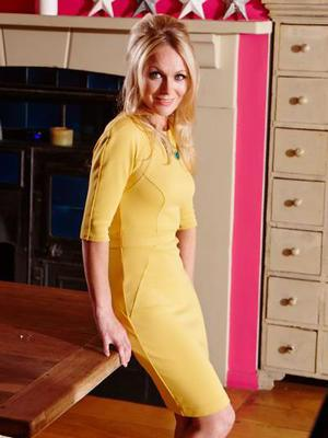 Michelle Hardwick shoot August 2013Reveal use only
