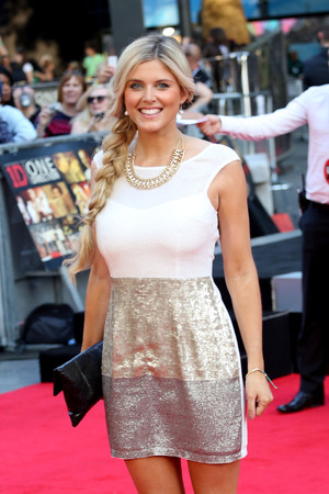 World premiere of 'One Direction: This Is Us'  - Ashley James - 20.8.2013