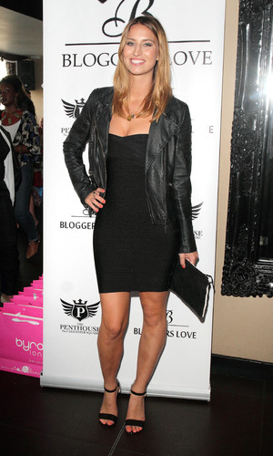The Bloggers Love Collection - fashion show at The Penthouse Ferne McCann - 22 August 2013