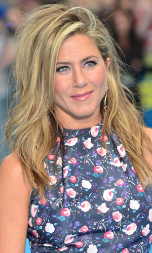 Jennifer Aniston at 'We're The Millers' - UK film premiere held at the Odeon West End - Arrivals
