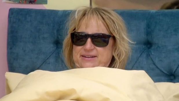Carol McGiffin stars in 'Celebrity Big Brother', Elstree Studios, Hertfordshire, Britain - 23 Aug 2013