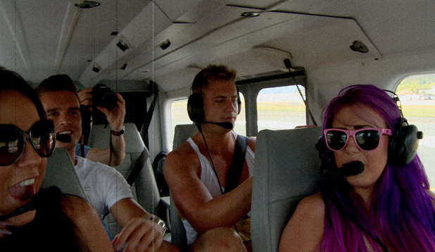 Goerdie Shore: Going Down Under episode August 20th 2013 - the gang head to Whitsunday Islands