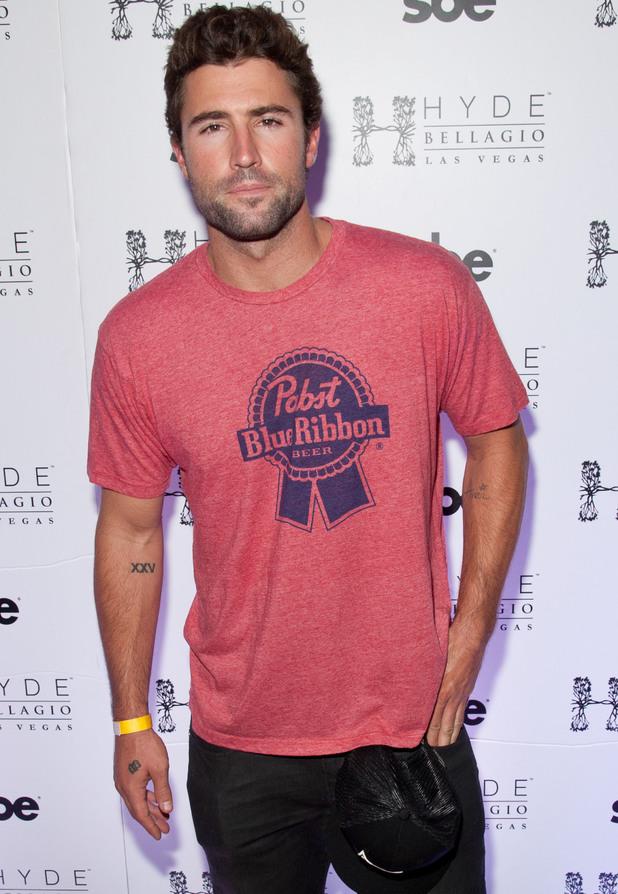 Brody Jenner Birthday at Hyde at Bellagio in Las Vegas, Nevada, America - 18 Aug 2013