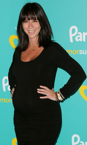 """Jennifer Love Hewitt Unveiling Pampers """"Love Sleep & Play"""" Campaign, 21 August 2013"""