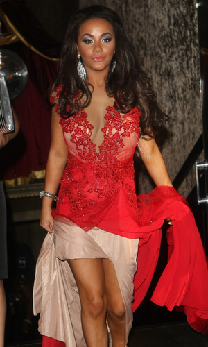 Chelsee Healey Gracious Alma Charity Ball at Cafe De Paris - 29 August 2013