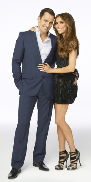 Giuliana Rancic & Bill Rancic in promo photo for Giuliana & Bill Season 6