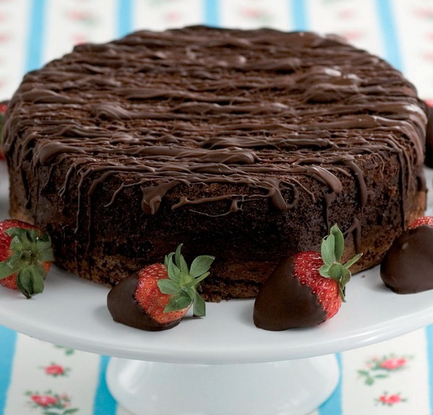 Delicious Chocolate Cake Pics images