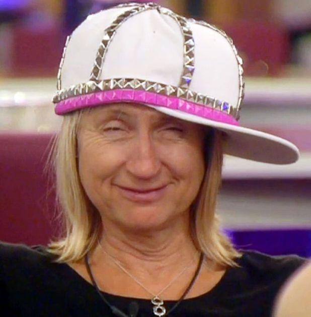 Carol McGiffin is drunk on Celebrity Big Brother - 27 august 2013