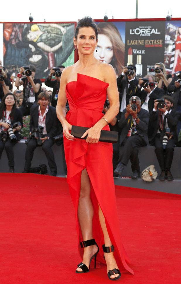 Sandra Bullock at Venice FIlm festival, 28/08/13