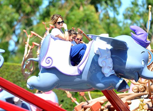 Jennifer Lopez at Disneyland Jennifer Lopez, JLO, Emme Maribel Muniz, Maximilian David Muniz Credit :WENN.com Date Created :08/26/2013 Los Angeles, United States