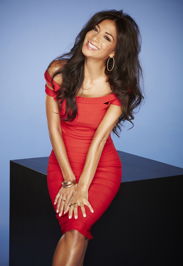Nicole Scherzinger - The X Factor