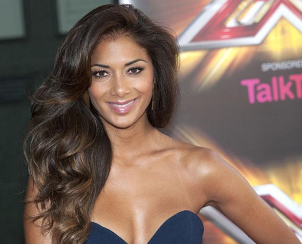 X Factor press launch held at The May Fair Hotel - Arrivals, Nicole Scherzinger, 29 August 2013