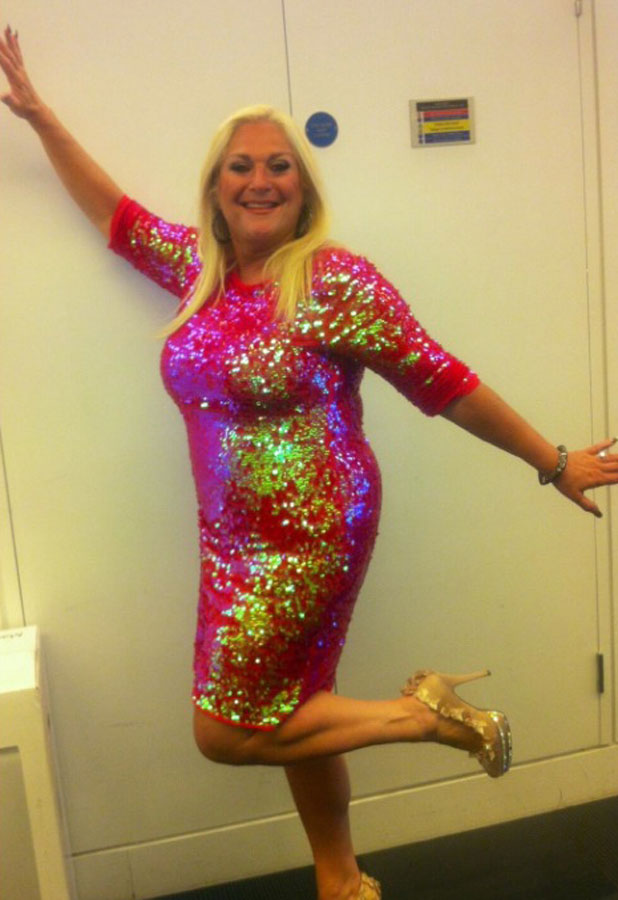 Vanessa Feltz is confirmed for the new series of Strictly Come Dancing, 29 August 2013