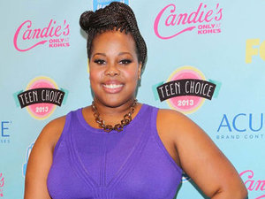 2013 Teen Choice Awards_Pressroom, At the Gibson Amphitheater, Universal City - Amber Riley