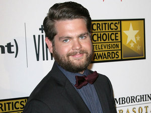 Jack Osbourne. Broadcast Television Journalists Association's (BTJA) 3rd Annual Critics' Choice Television Awards held at the Beverly Hilton Hotel