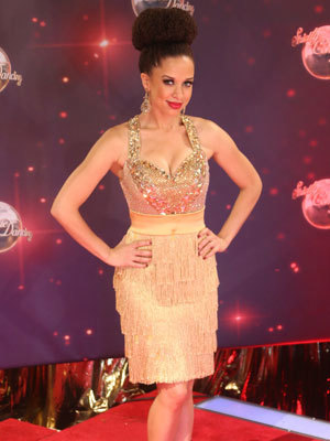 Strictly Come Dancing red carpet launch event held at Elstree studios - Arrivals - Natalie Gumede 2013