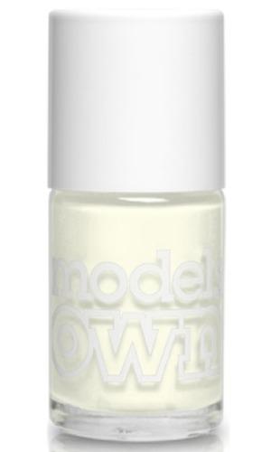 Models Own Nail Polish in Snow White