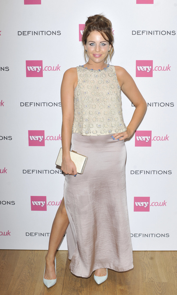 Lydia Rose Bright at the Definitions by very.co.uk launch - London 4th September 2013