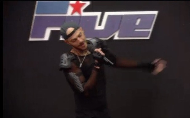 Abz Love from 5ive - 5 September 2013
