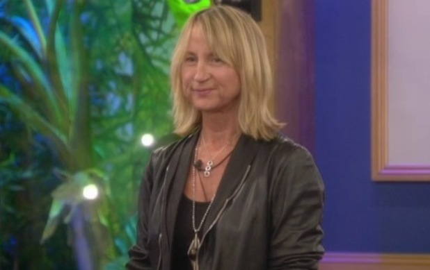 Carol McGiffin in Celebrity Big Brother - 4 September 2013