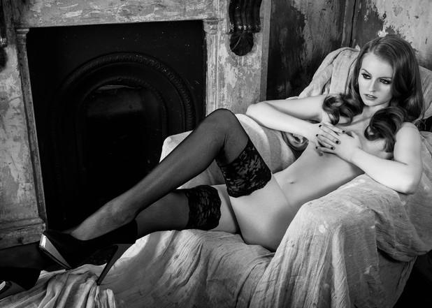 Sarah Kennedy on Britain & Ireland's Next Top Model 2013