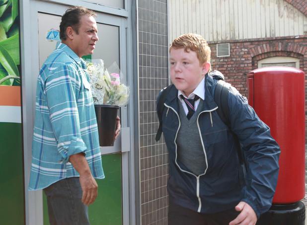 Craig feels guilty, corrie, Wed 4 Sep