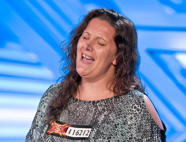 Sam Bailey X Factor contestant