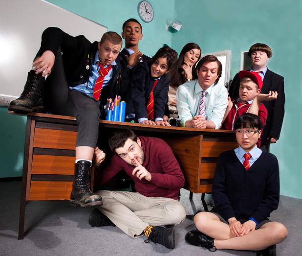 Bad Education, BBC3, 10pm, tue 3 Sep