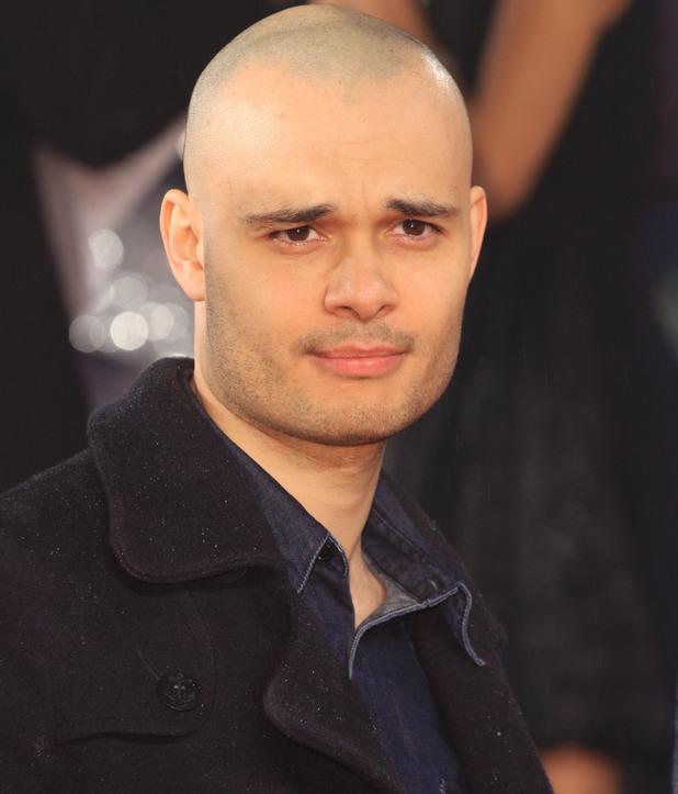 Sean Conlon from 5ive  at the UK film premiere of 'G.I. Joe: Retaliation' held at the Empire Cinema. 18/3/2013