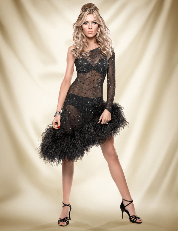 Strictly Come Dancing 2013: Abbey Clancy