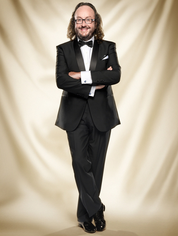 Strictly Come Dancing 2013: Dave Myers