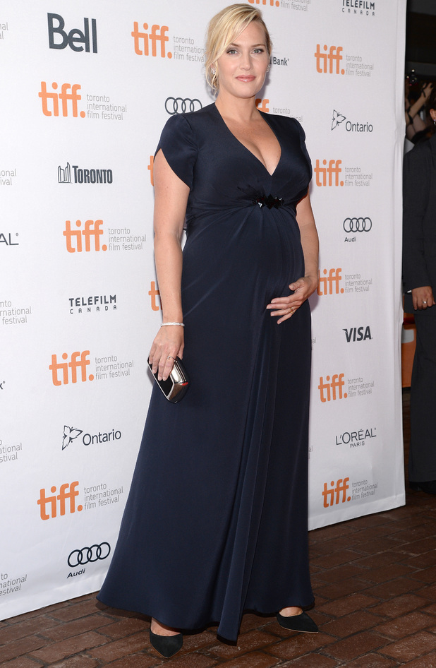 Kate Winslet 'Labor Day' film premiere at the Toronto International Film Festival, Canada - 07 Sep 2013