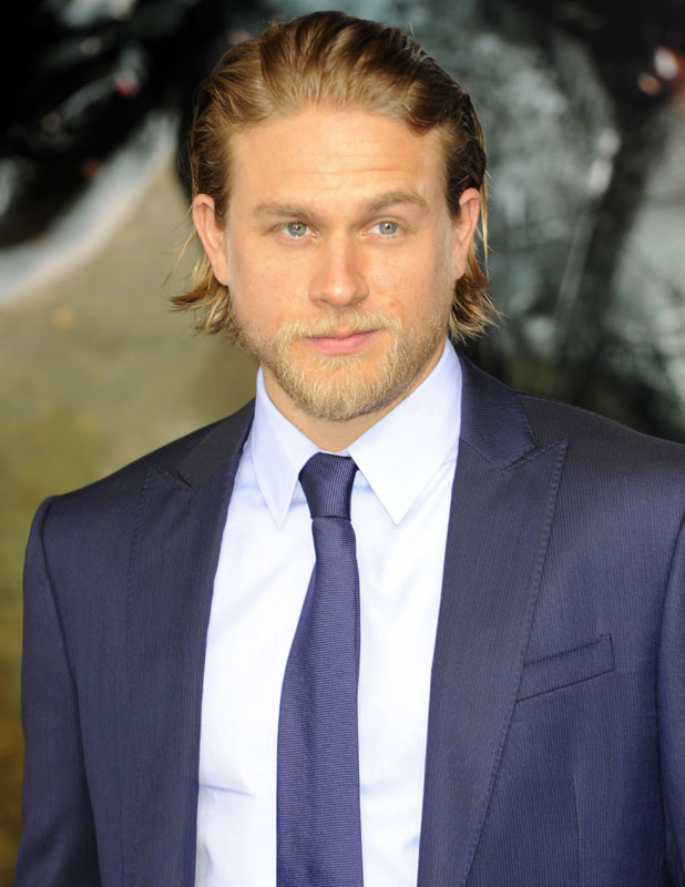 Charlie Hunnam at European premiere of 'Pacific Rim' at The BFI IMAX - Arrivals, 2013