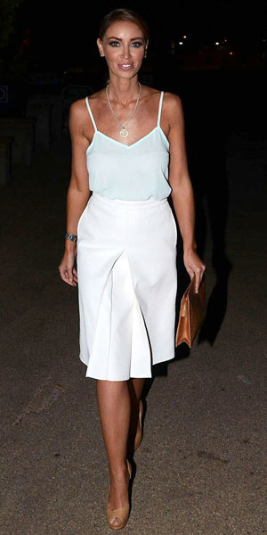 The HDOsw (Hors D'Oeuvre South Woodford) launch party in South Woodford in North East London, Lauren Pope