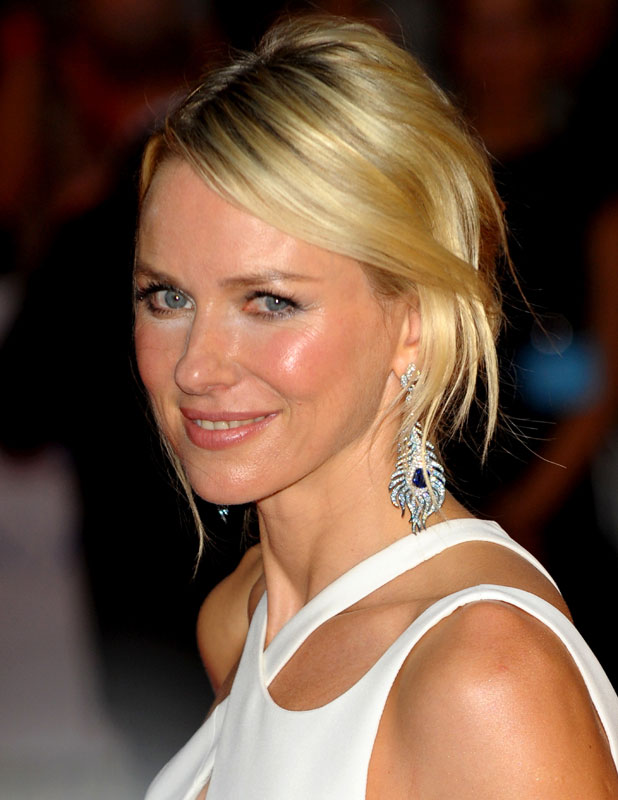Naomi Watts, World Premiere of 'Diana' held at the Odeon Leicester Square - Arrivals, 5 September 2013