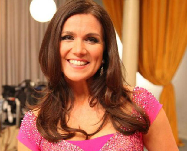 Susanna Reid is confirmed for Strictly Come Dancing 2013