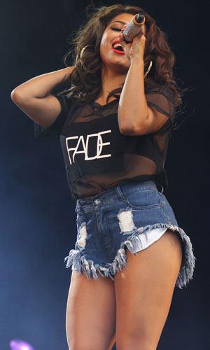 Fusion Festival 2013 - Performances - Day Two, Vanessa White